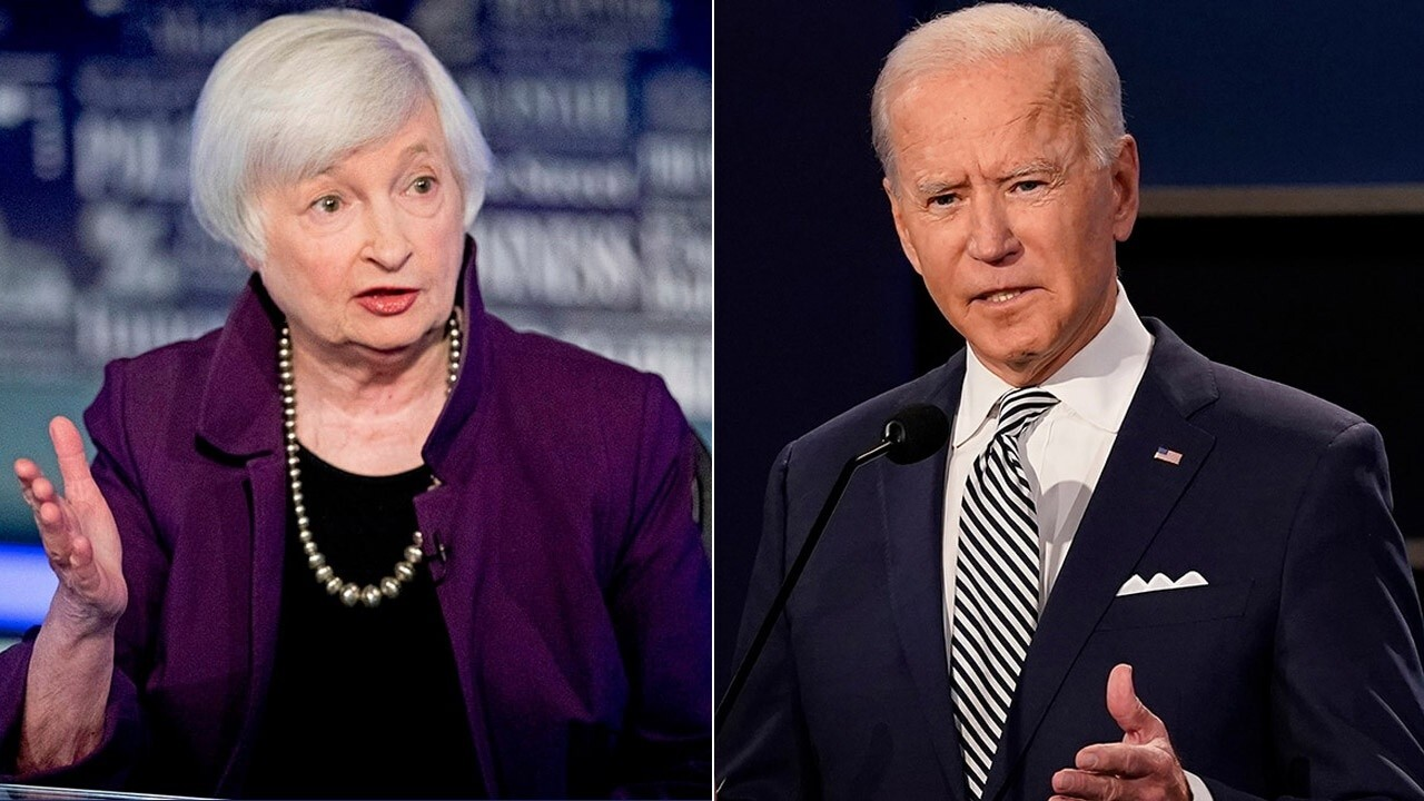 US will pay price for Biden, Yellen 'globalist tax scheme': Crowley