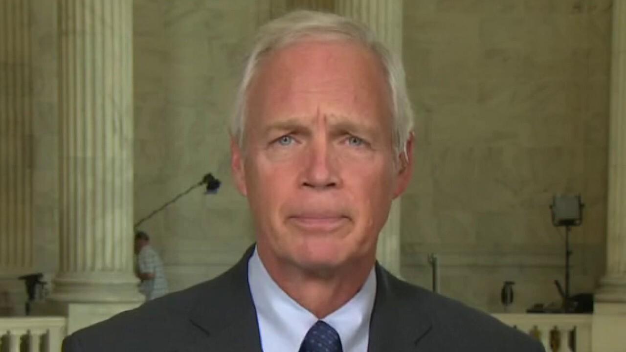 Wisconsin Republican addresses the Afghanistan withdrawal 'debacle' on 'Kudlow'