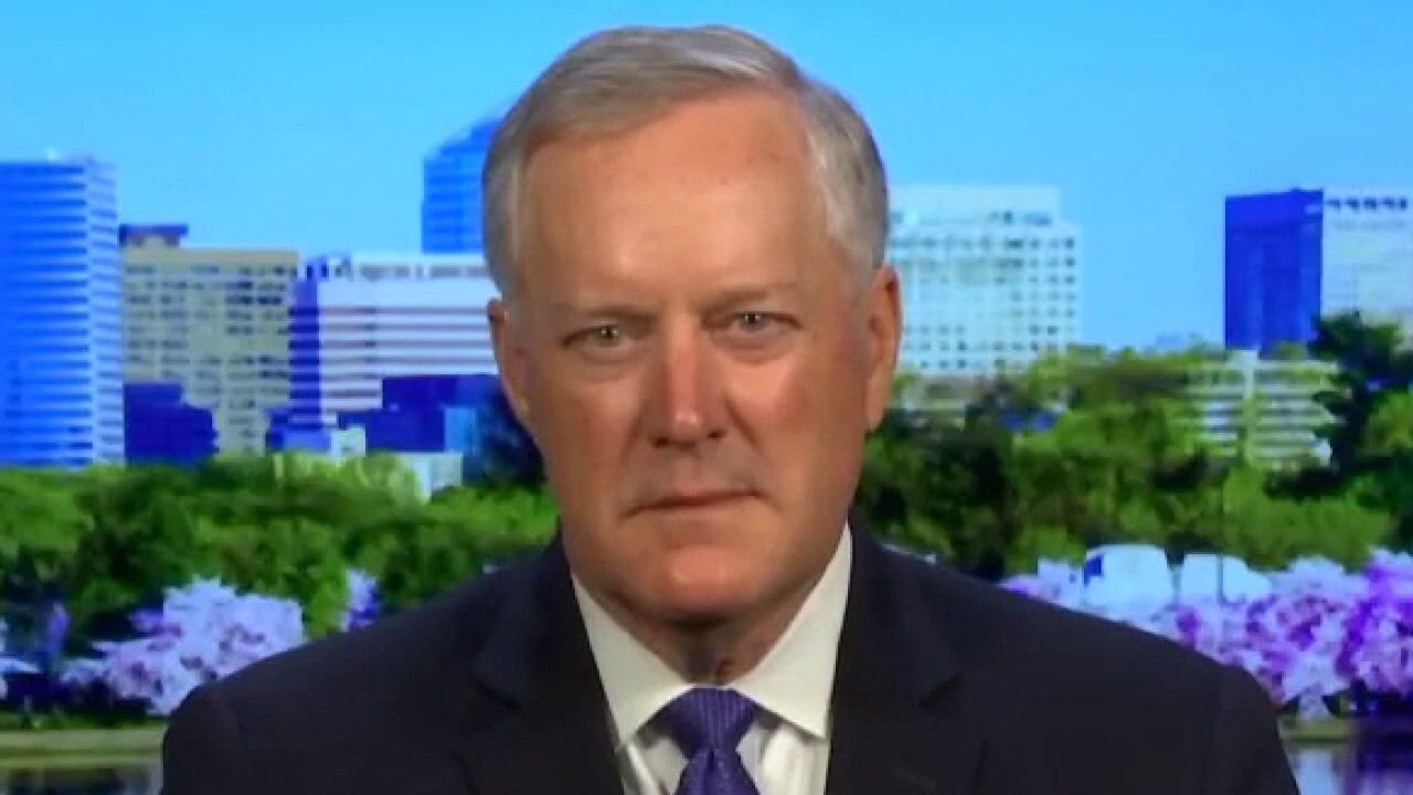 Former White House chief of staff Mark Meadows argues it's troubling that the Biden administration is collaborating with Facebook to censor certain COVID content.