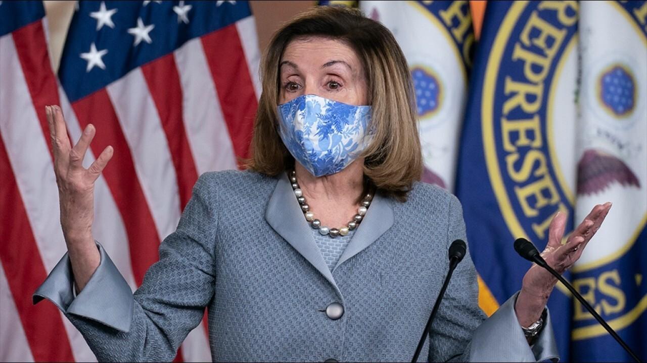 Democrats wrestle over infrastructure bill