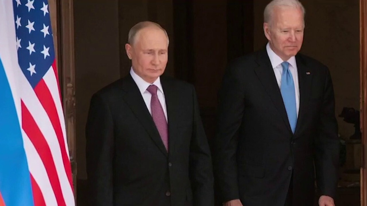Biden froze Ukraine military aid package prior to Putin meeting