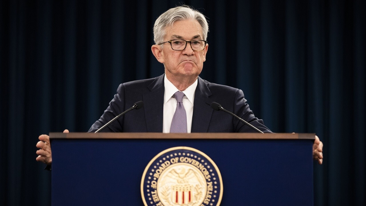 Fed Chair Powell: We have not made enough progress to begin discussing tapering policy