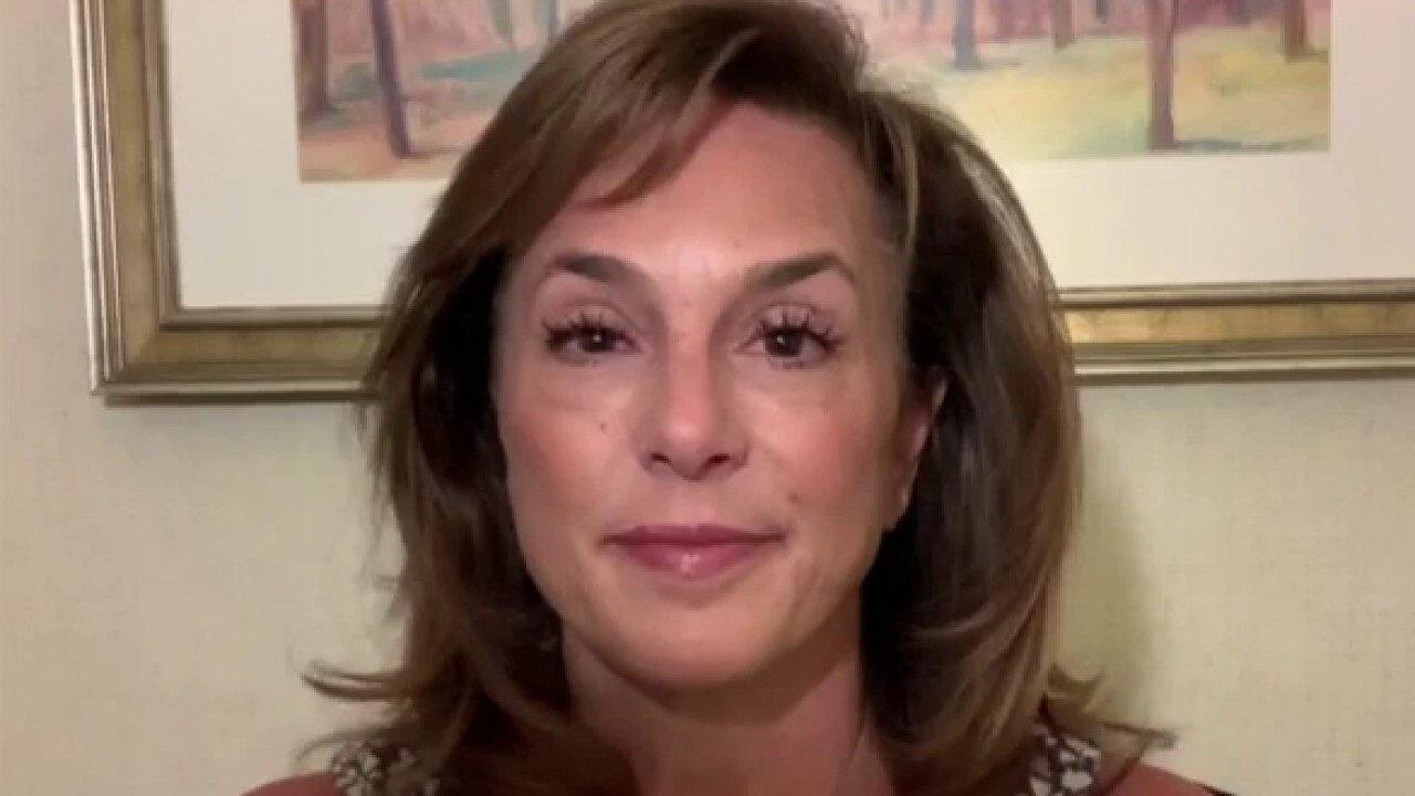 Rep. Lisa McClain discusses the goal of former President Trump's trip to the southern border and the areas of focus.