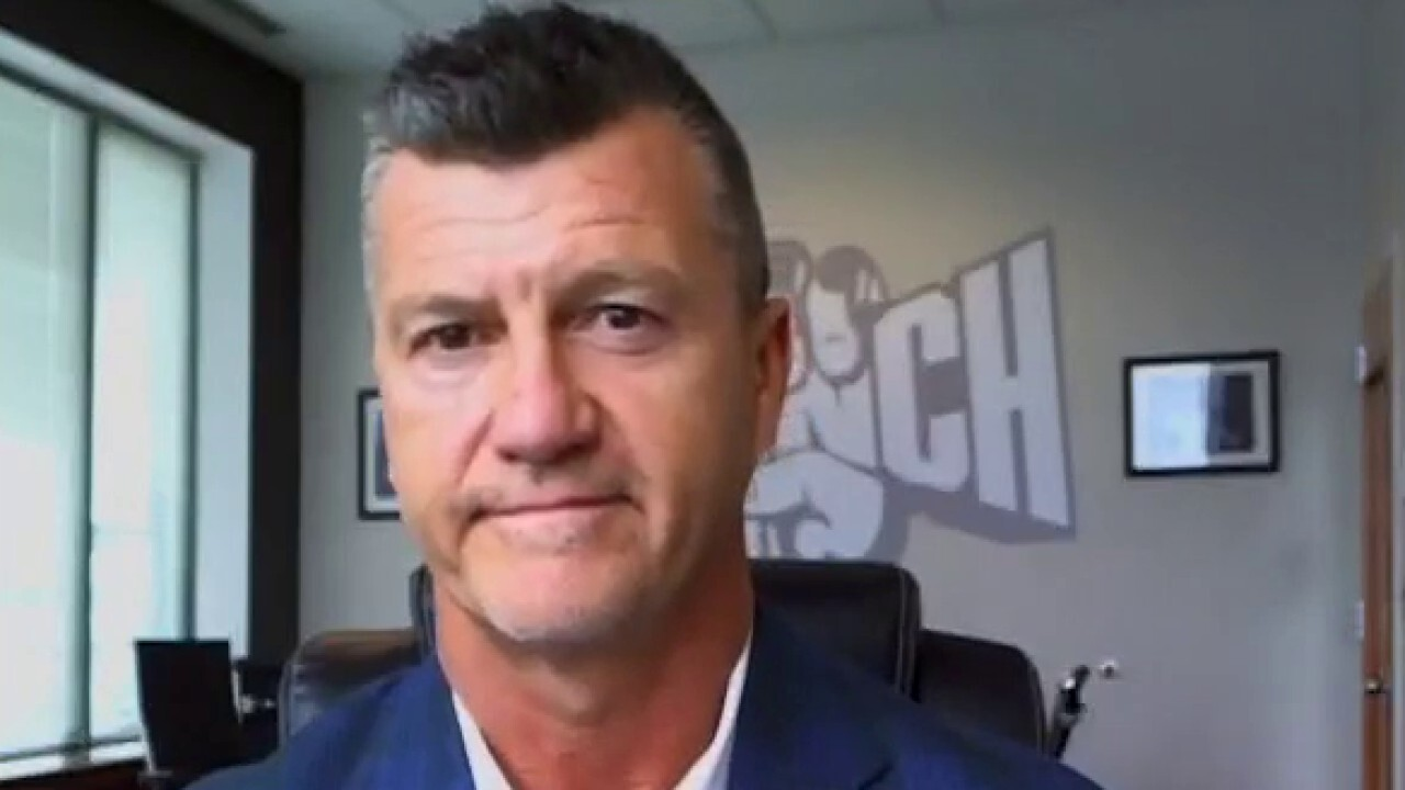 Crunch Fitness CEO gives positive outlook on mask mandate in LA: 'We're ready'