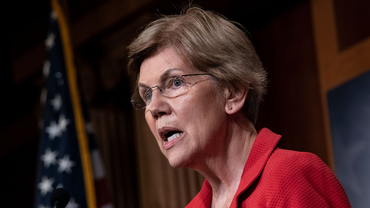 Larry Kudlow, former top economic adviser to Donald Trump, weighs in on Sen. Elizabeth Warren's proposed tax on those worth more than $50 million.