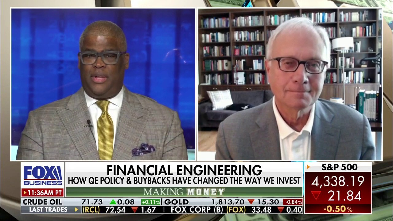 Charles Payne explains how the 'old rule book on investing' is not working