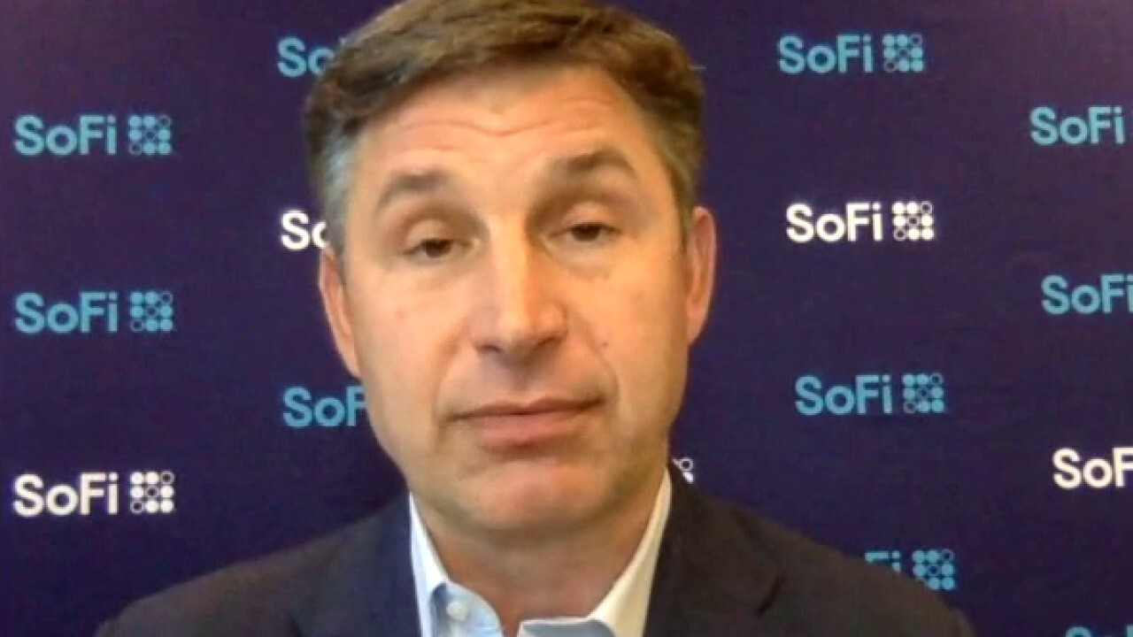 Anthony Noto discusses the structure and success of his company on day one of public trading.