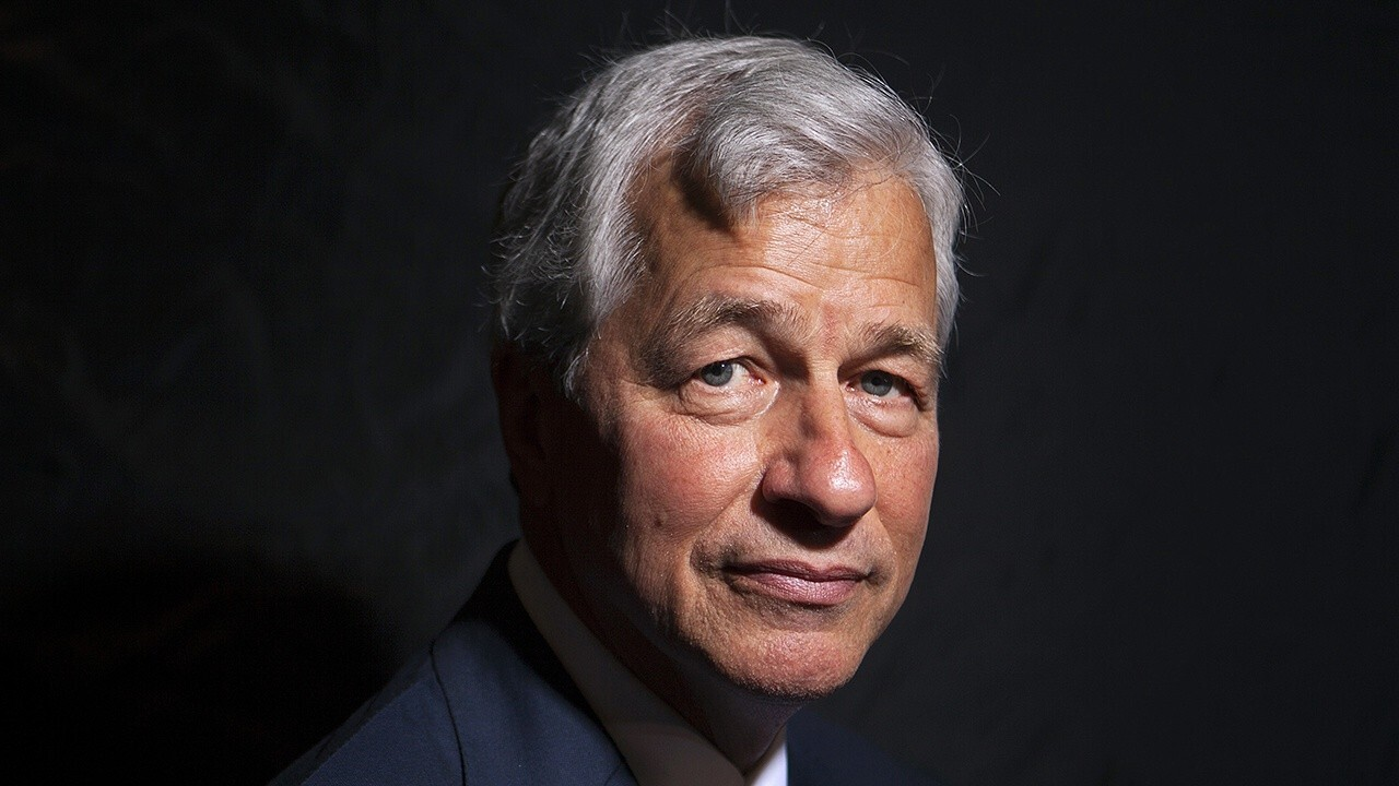 JPMorgan Chase CEO tells Maria Bartiromo his firm will be in charge of J.P. Morgan China
