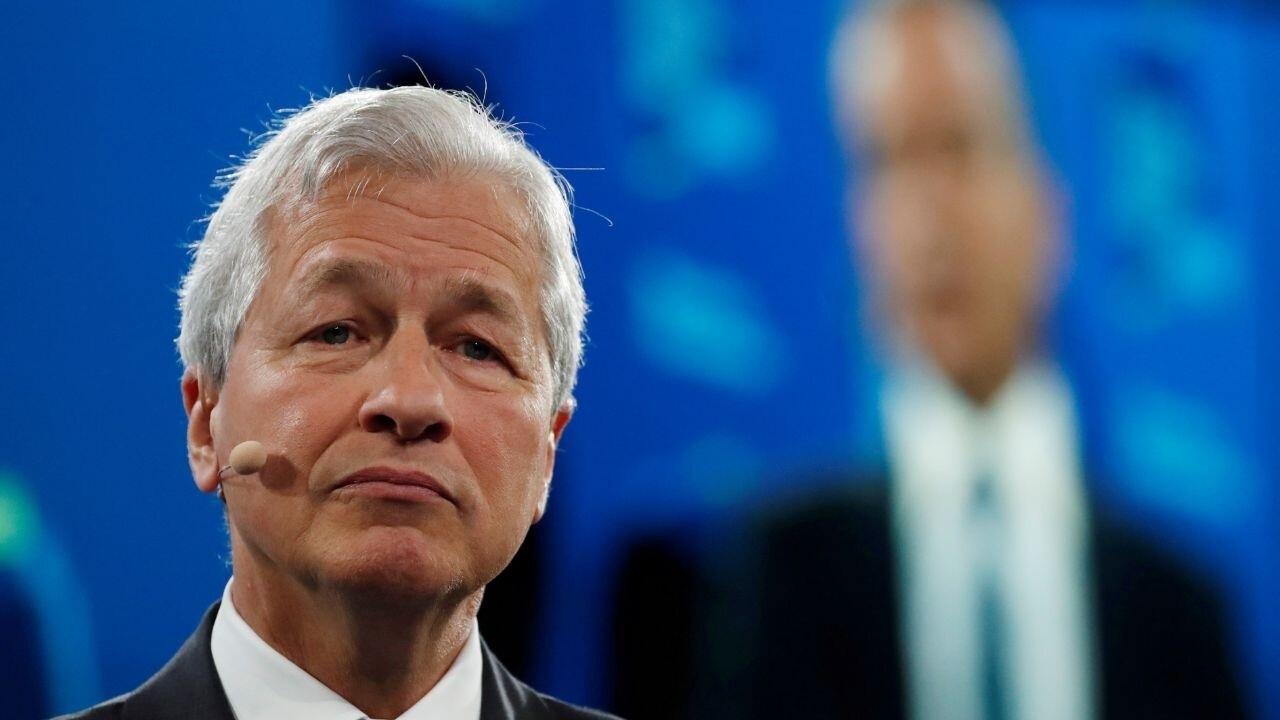 Why isn't JPMorgan's Dimon fearful of inflation?