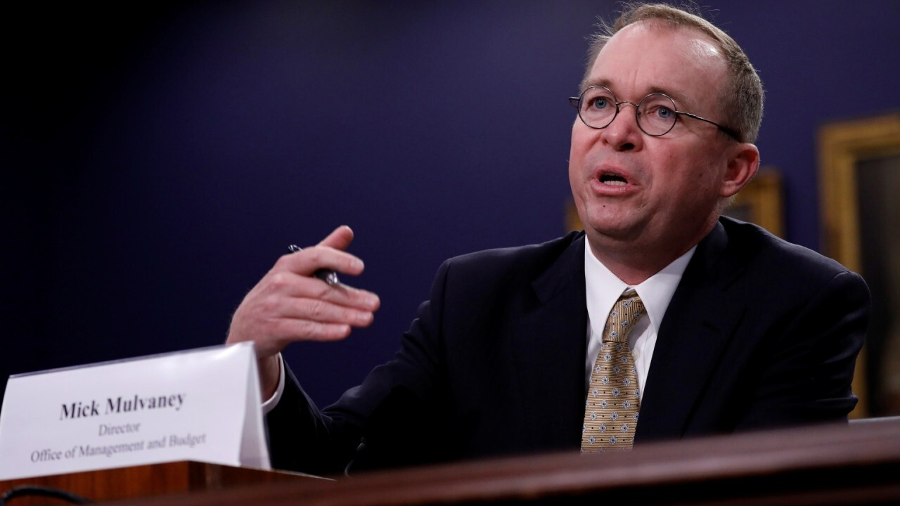 Former Office of Management and Budget Director and former White House chief of staff Mick Mulvaney discusses stimulus, unemployment and taxes.