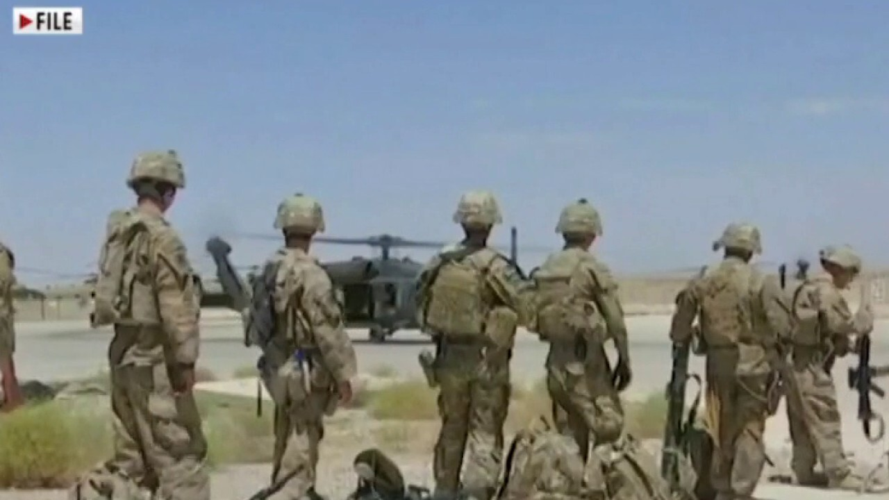 Former Connecticut Sen. Joe Lieberman reacts to the Biden administration sending troops to Afghanistan as the Taliban takes control of provincial capitals.