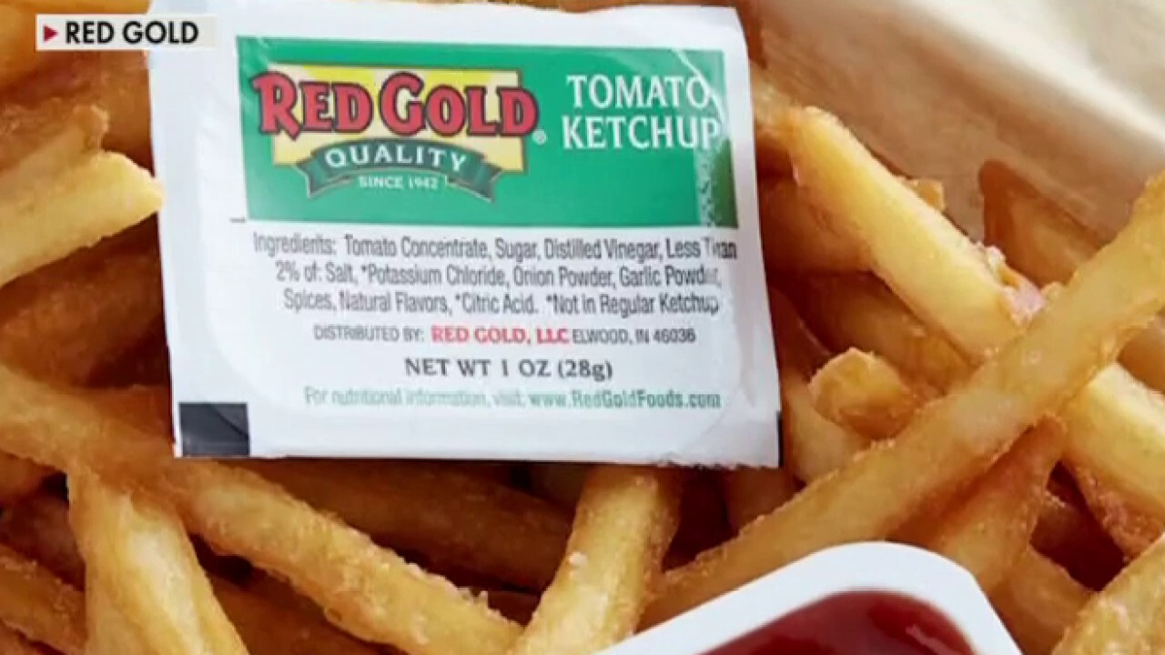 Made in America: Red Gold ketchup with a cause gives back to veterans