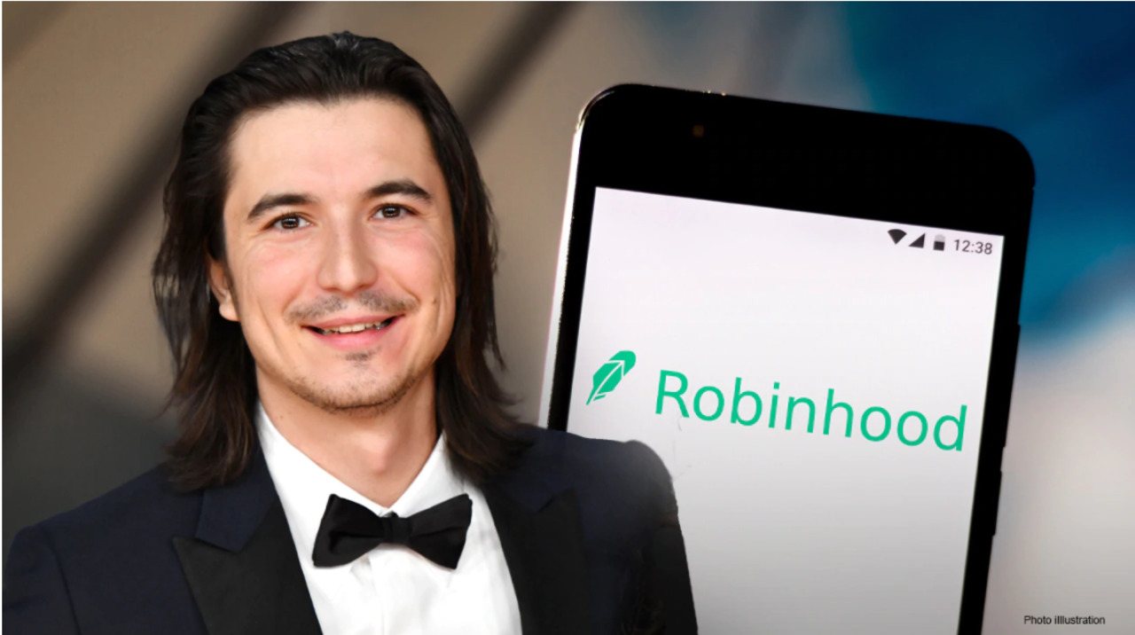 Robinhood Markets, Inc. CEO Vlad Tenev speaks during the House Committee on Financial Services hearing looking into the GameStop stock frenzy.