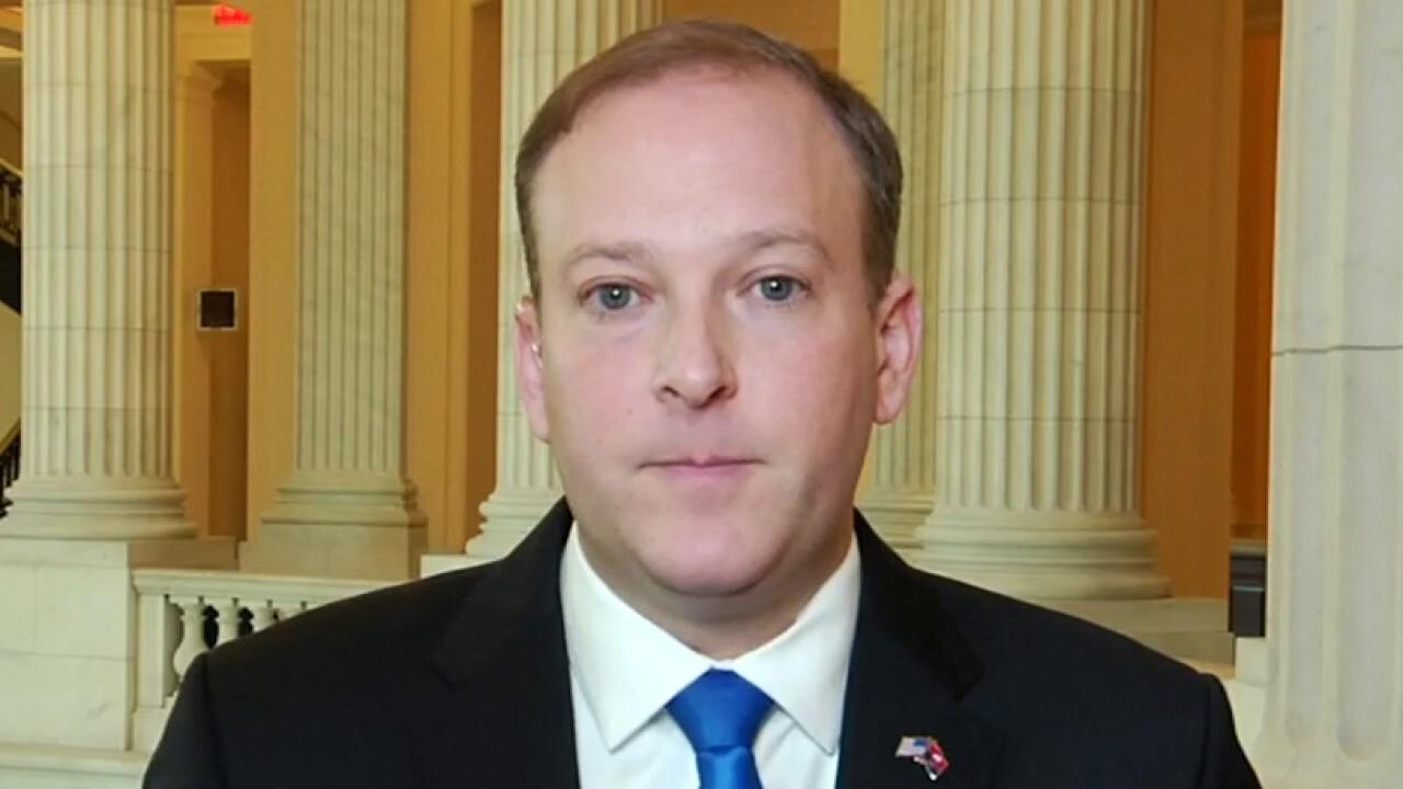 NY lawmaker rips COVID bill's 'taxpayer monopoly funny money'