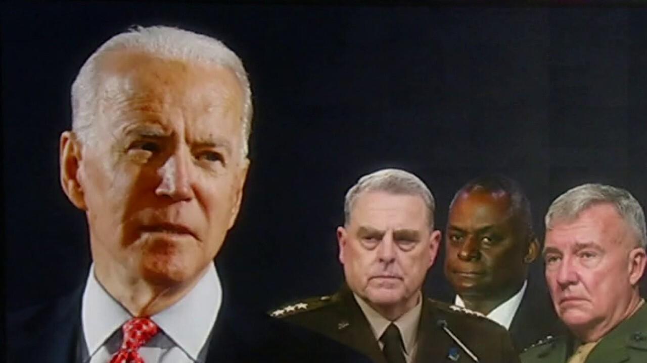 US senators grill defense officials on chaotic Afghanistan exit