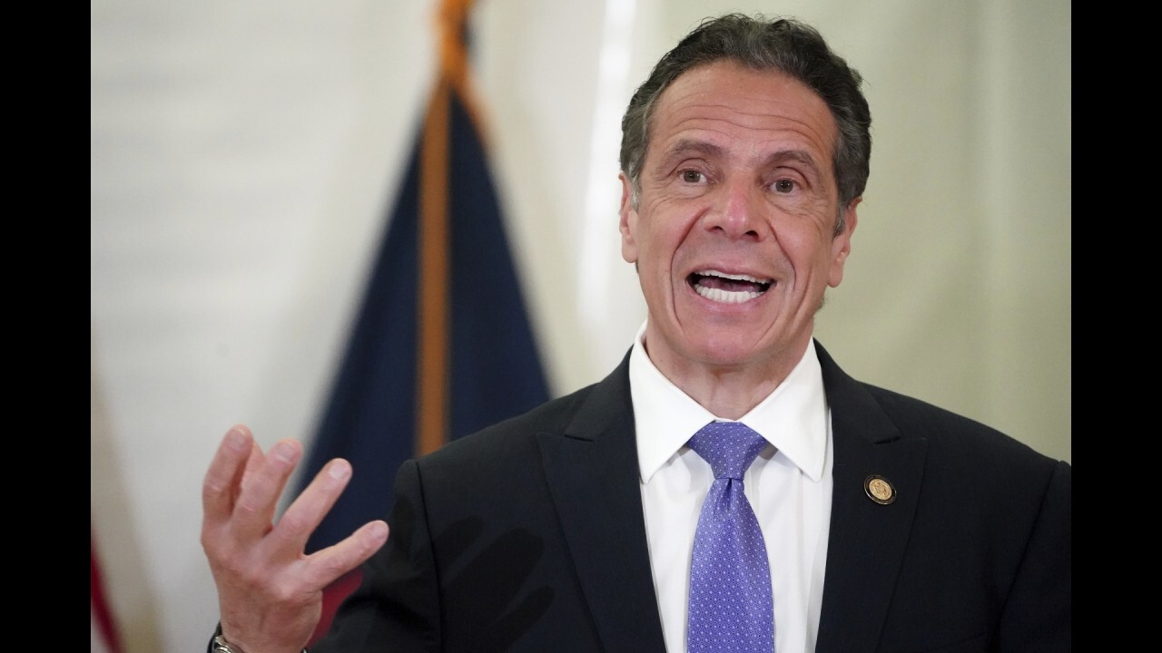 Rep. Tenney: Andrew Cuomo 'rules like a monarch'