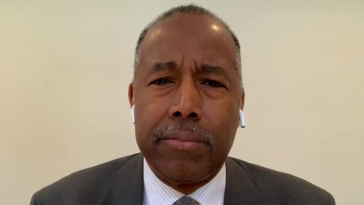 Ben Carson: Critical race theory emphasizes the negative