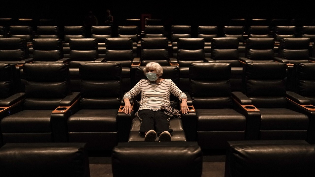 Fandango correspondent Nikki Novak discusses movie theaters reopening, Golden Globe Awards