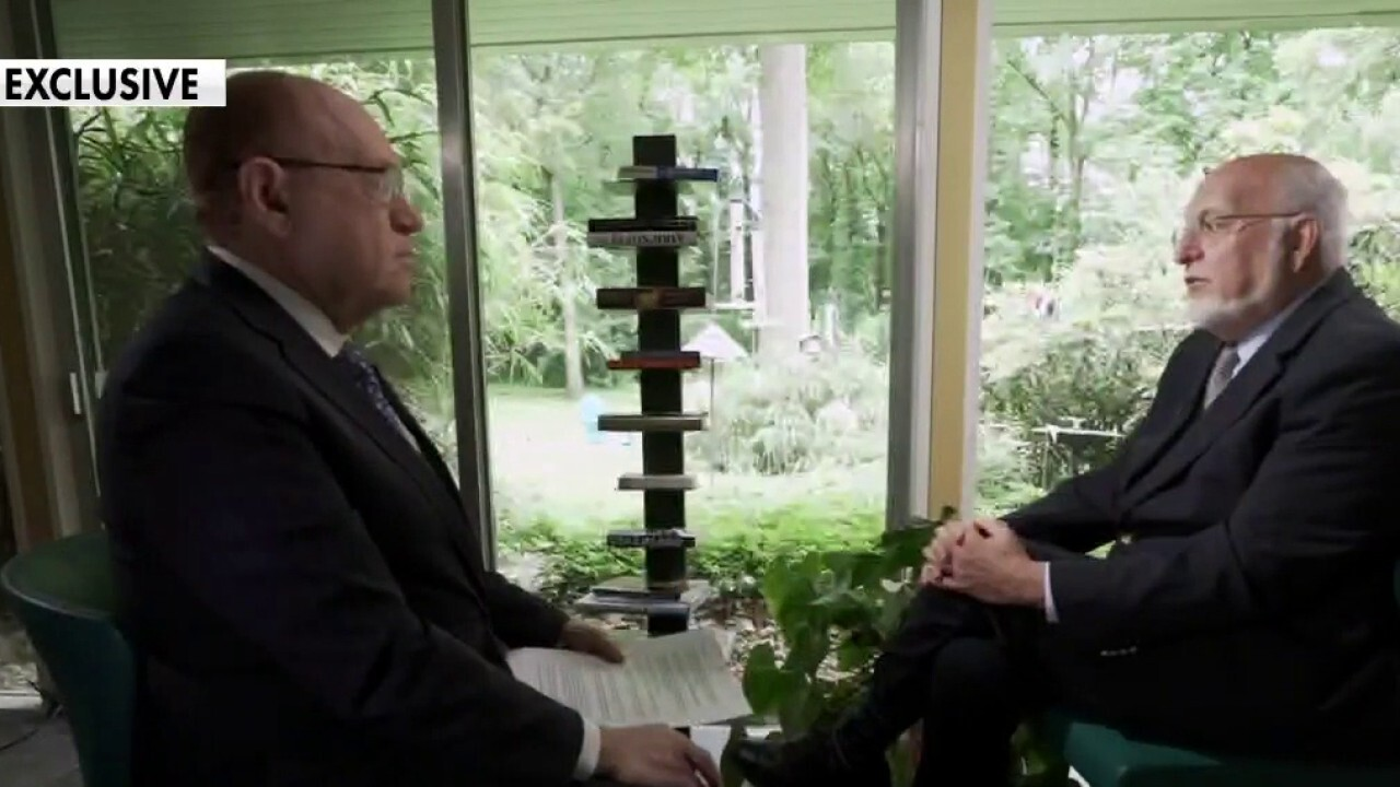 Former CDC director backs COVID lab theory in bombshell Fox News interview