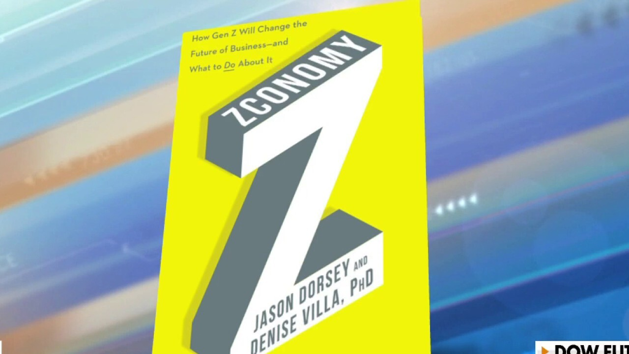 'Zconomy' author Jason Dorsey outlines research findings