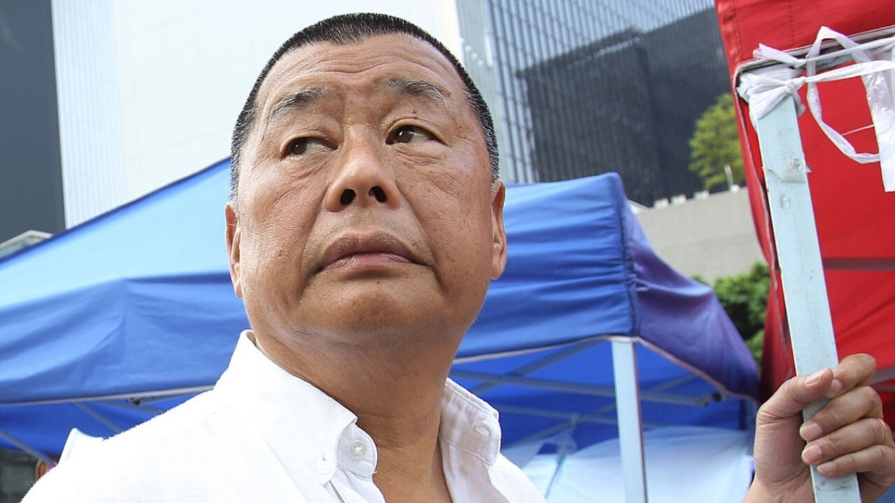 WSJ editorial board member Bill McGurn discusses freedom fighter Jimmy Lai being sentenced to 14 months in a Hong Kong jail for a peaceful assembly during which he spoke out against the Chinese Communist Party.