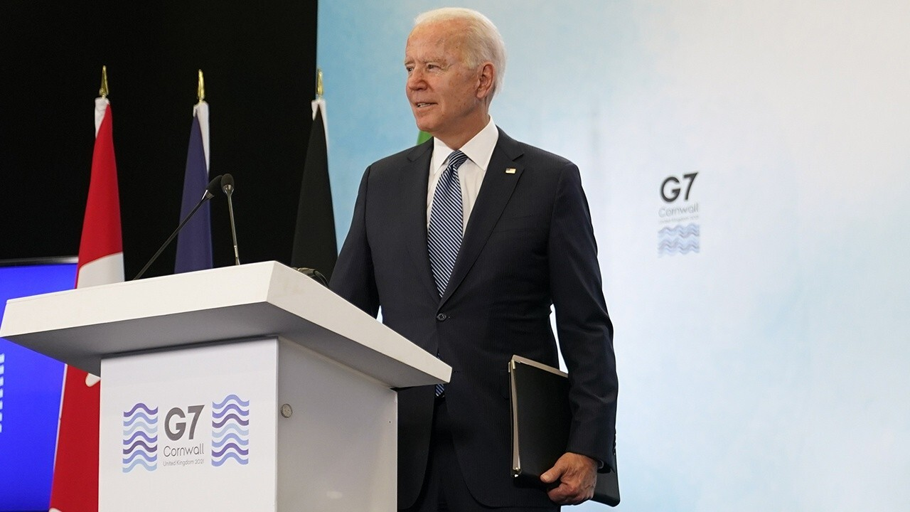 National security expert on G-7, Russia relations: Biden admin 'good at finger waving'