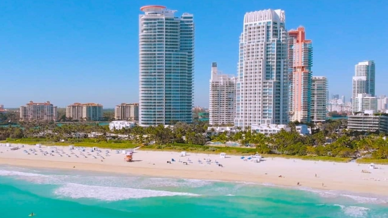 COVID pandemic has become race between new cases and vaccinations: Miami Beach mayor