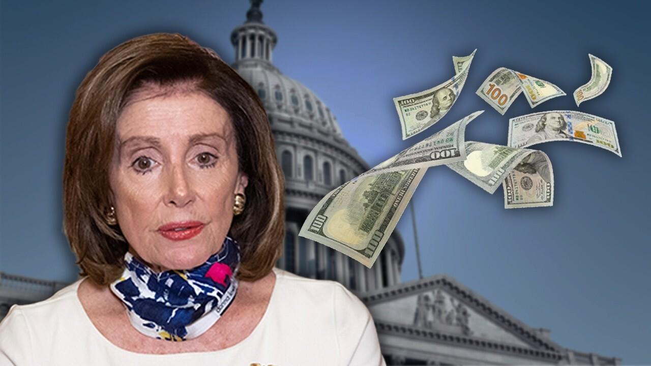 Former Reagan economic adviser calls Democrats' tax plan a 'travesty' on 'Fox Business Tonight'