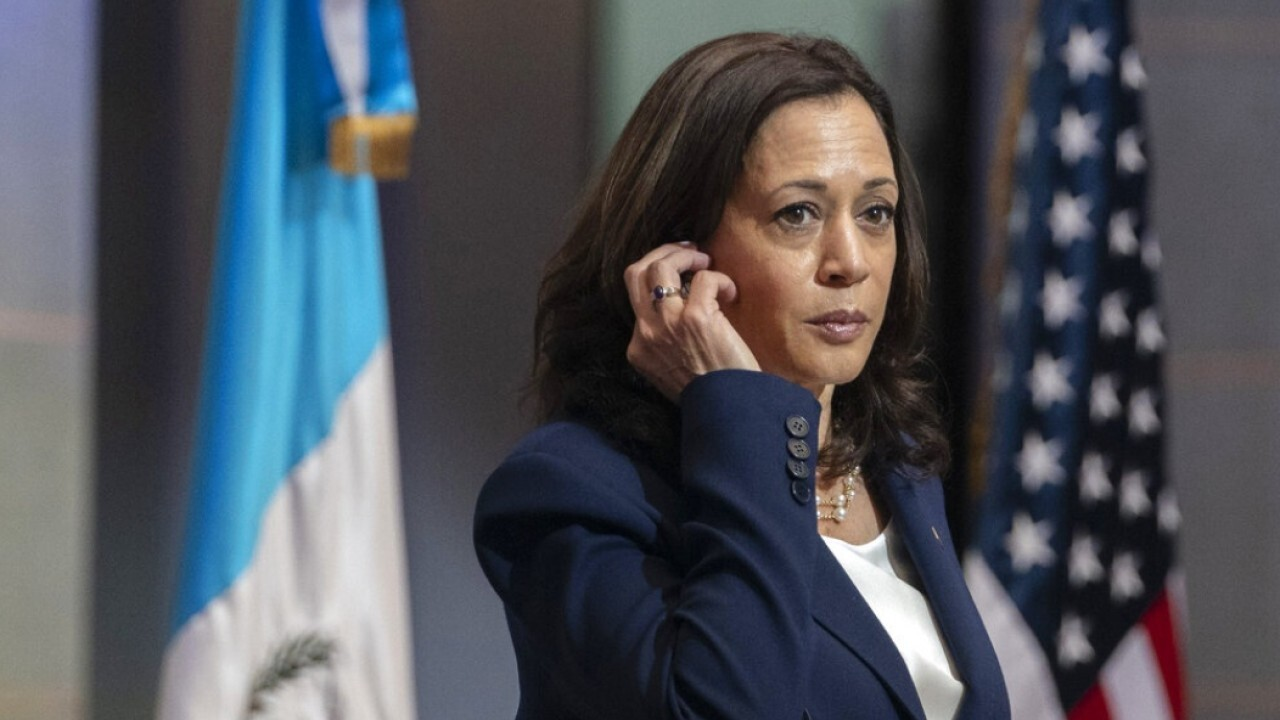 National Border Patrol Counsel president Brandon Judd maintains Vice President Harris accomplished 'absolutely nothing' during her trip to El Paso, which he says former President Donald Trump pressured her into taking.