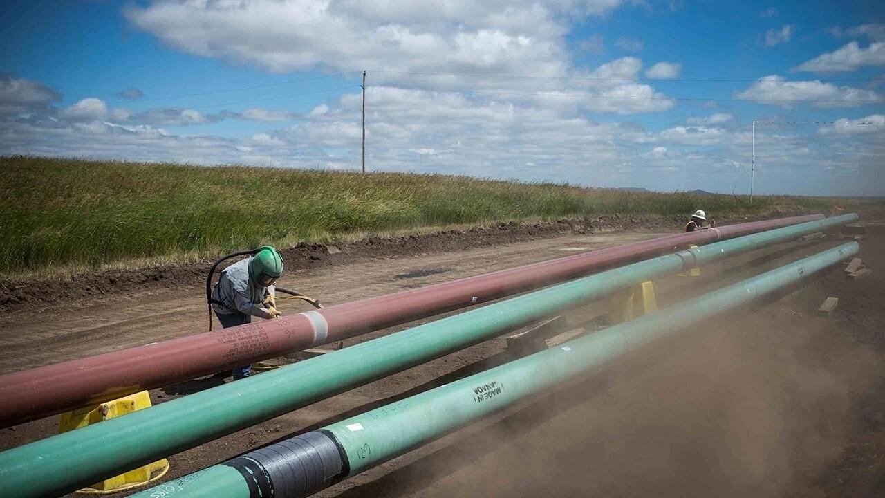 President Biden pressured to cancel Dakota Access Pipeline.