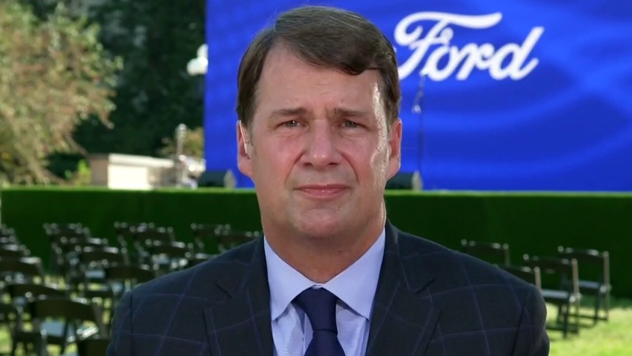 Ford CEO announces four new factories opening in Tennessee, Kentucky