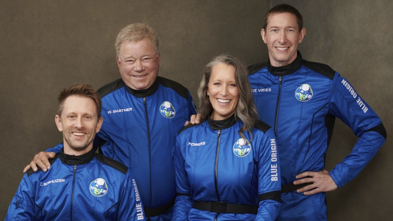 Shatner will 'easily survive' Blue Origin space flight: Former astronaut