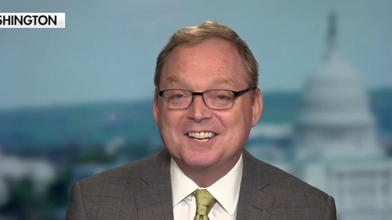 Former Chairman of the Council of Economic Advisers Kevin Hassett discusses market concerns due to terrorism worries on 'Kudlow.'