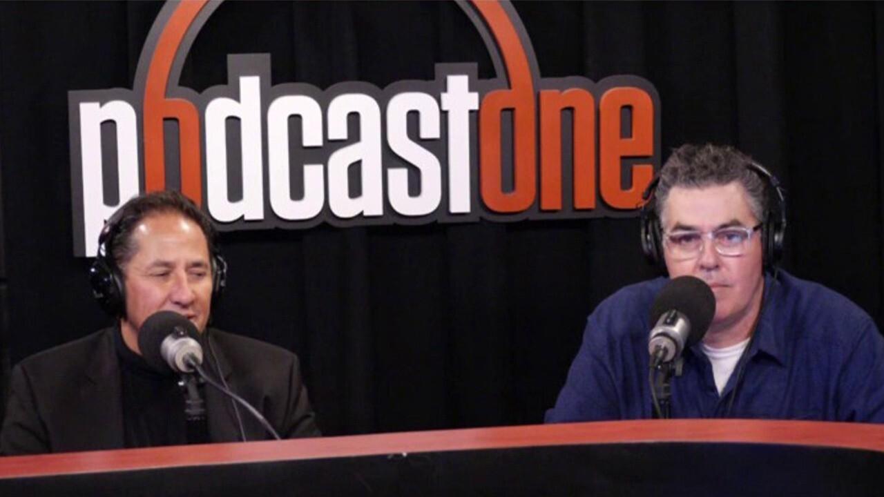 Adam Carolla on the 'evolution of podcasting'