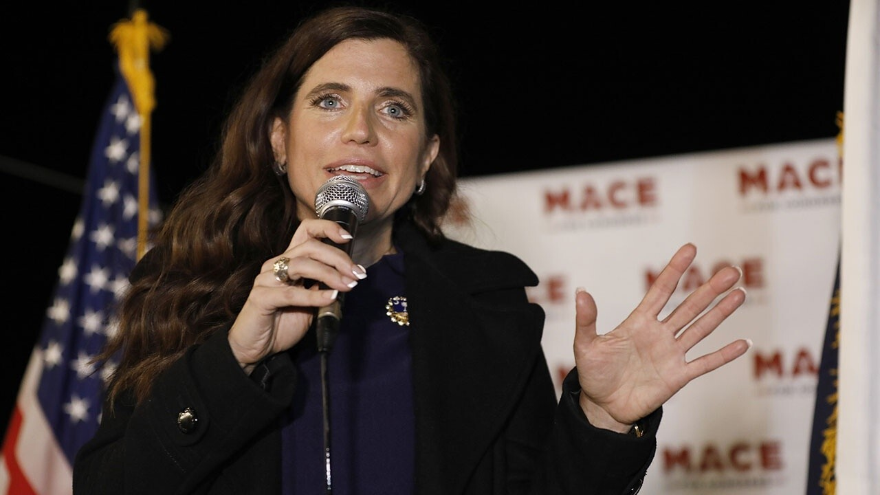 Rep. Nancy Mace, R-S.C., on infrastructure negotiations, crime in the U.S., gun control and her decision to carry a gun after threats at her home.