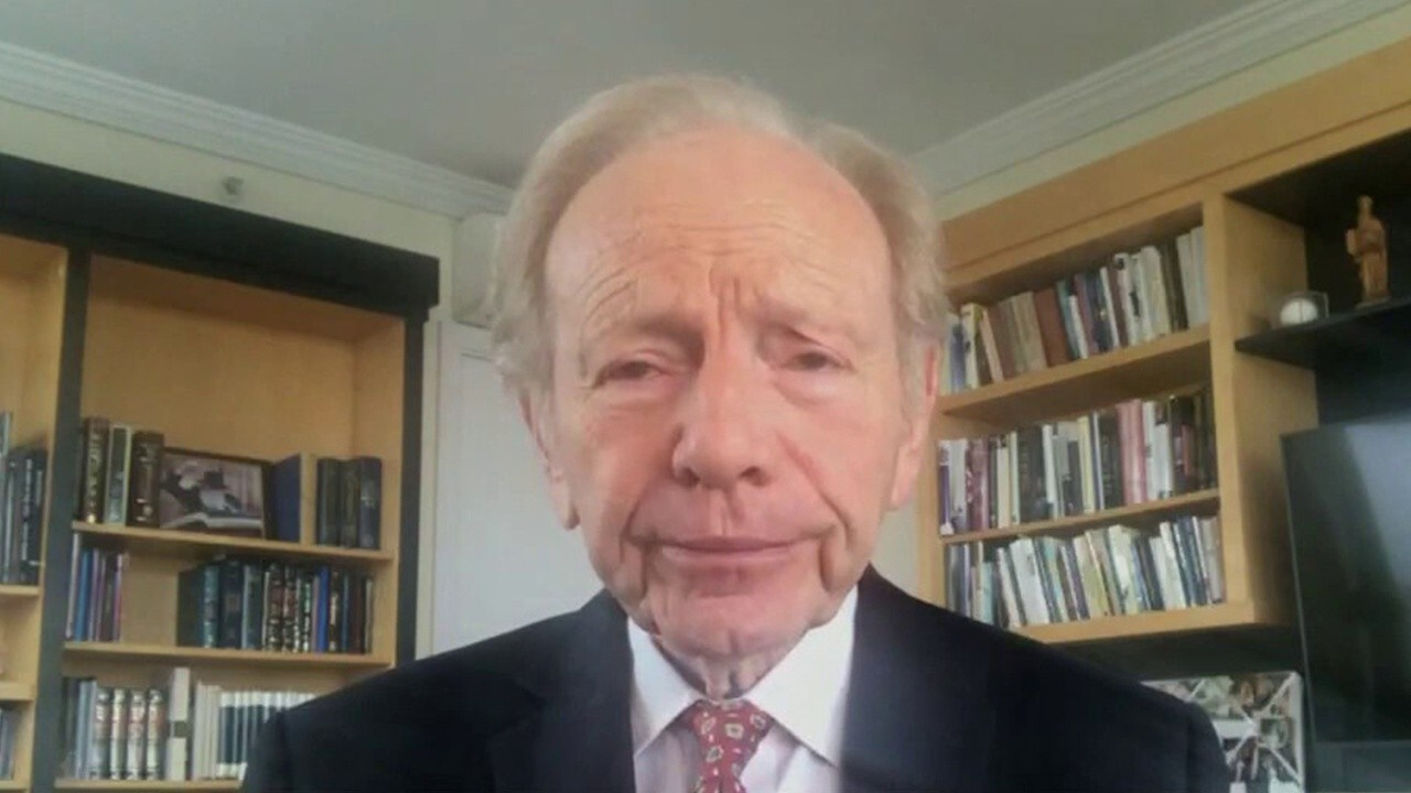 Joe Lieberman on Biden's approach to Iran