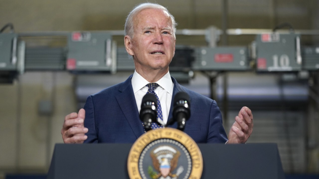 Biden's $4T spending plan 'way out of whack' with what Americans want: Mark Penn