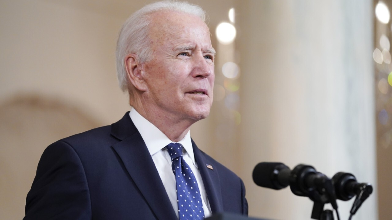 Fitz-Gerald Group chief investment officer Keith Fitz-Gerald on the impact of President Biden's tax increases on the market.