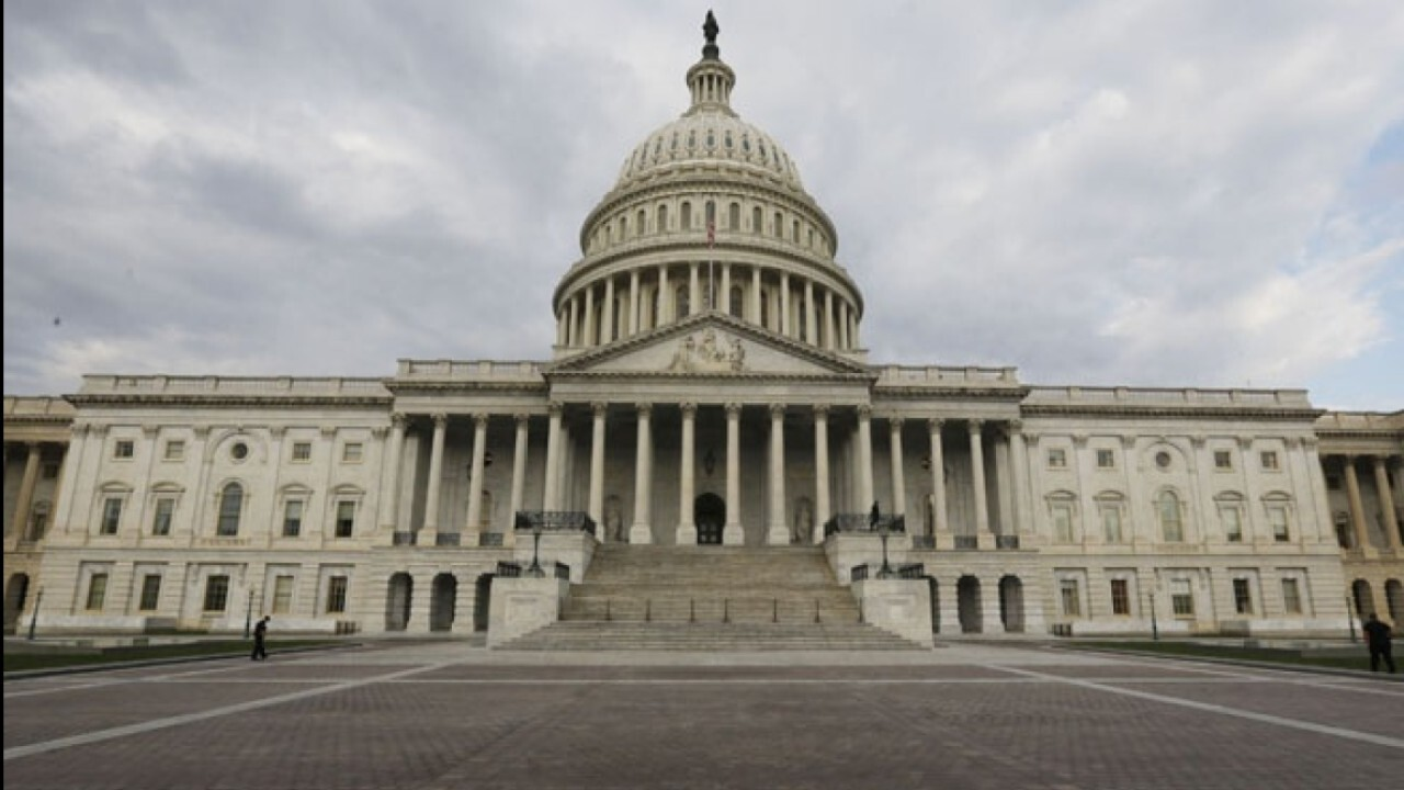 Former Congressional Budget Office director Doug Holtz-Eakin on Democrats' push Wednesday for the infrastructure spending bill.
