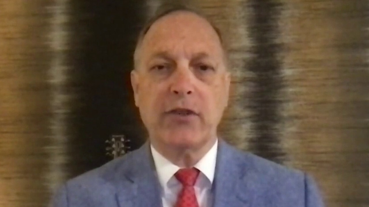 Rep. Biggs on House GOP COVID origin report: Dems didn't want to participate