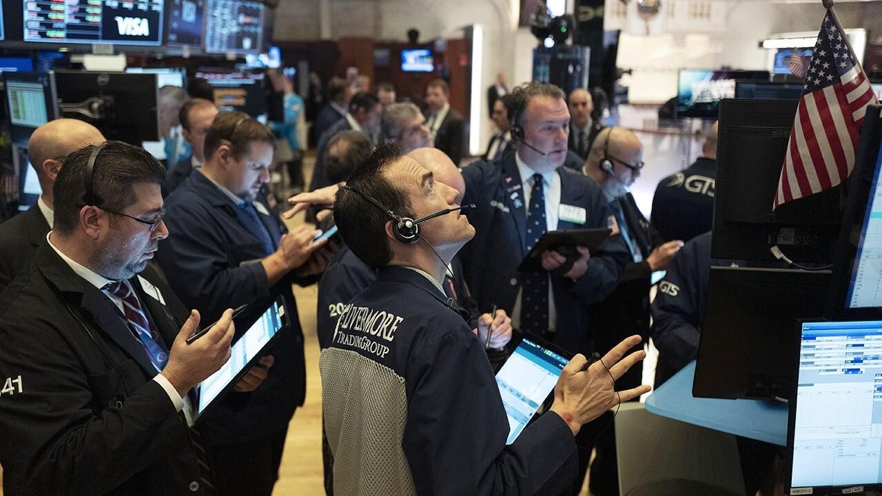 Wheelhouse CIO Ann Berry, Ladenburg Thalmann Asset Management CEO Phil Blancato and Kaltbaum Capital Management President Gary Kaltbaum on today's markets.