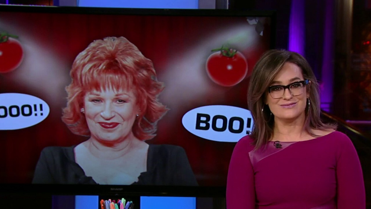 Kennedy: Behar's hypothetical to protect Cuomo is 'disgusting garbage'