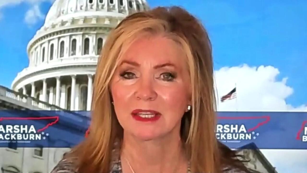 Sen. Marsha Blackburn: Biden's infrastructure bill is a 'dishonest' approach