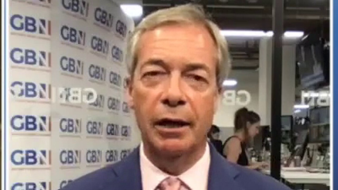 Former Brexit Party leader Nigel Farage argues Prince Harry is no longer welcome in the United Kingdom given his recent interviews and now, his tell-all.