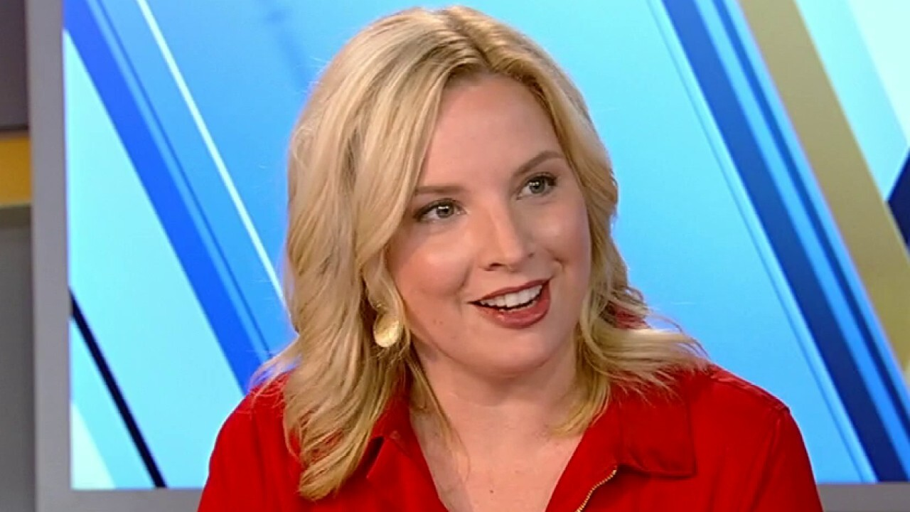 Rep. Ashley Hinson, R-Iowa, argues the IRS should not be snooping in Americans' bank accounts and discusses former President Trump's expected Rally in Iowa.
