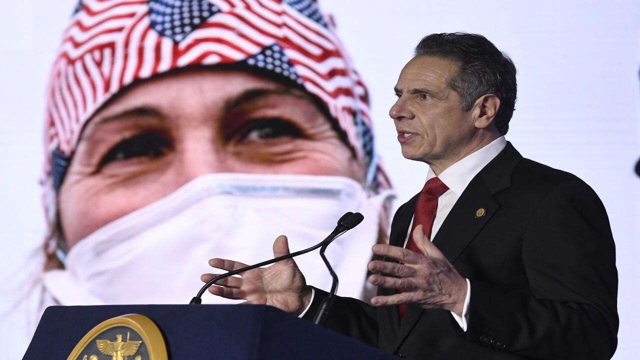 FOX News senior meteorologist Janice Dean discusses backlash to New York governor's pandemic response.