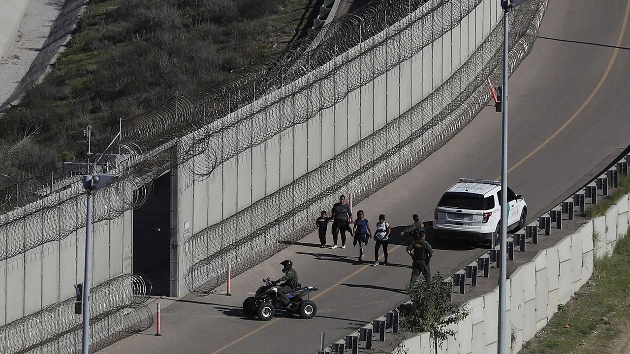 House Homeland Security Committee member Rep. Debbie Lesko, R-Ariz., addresses the border crisis.