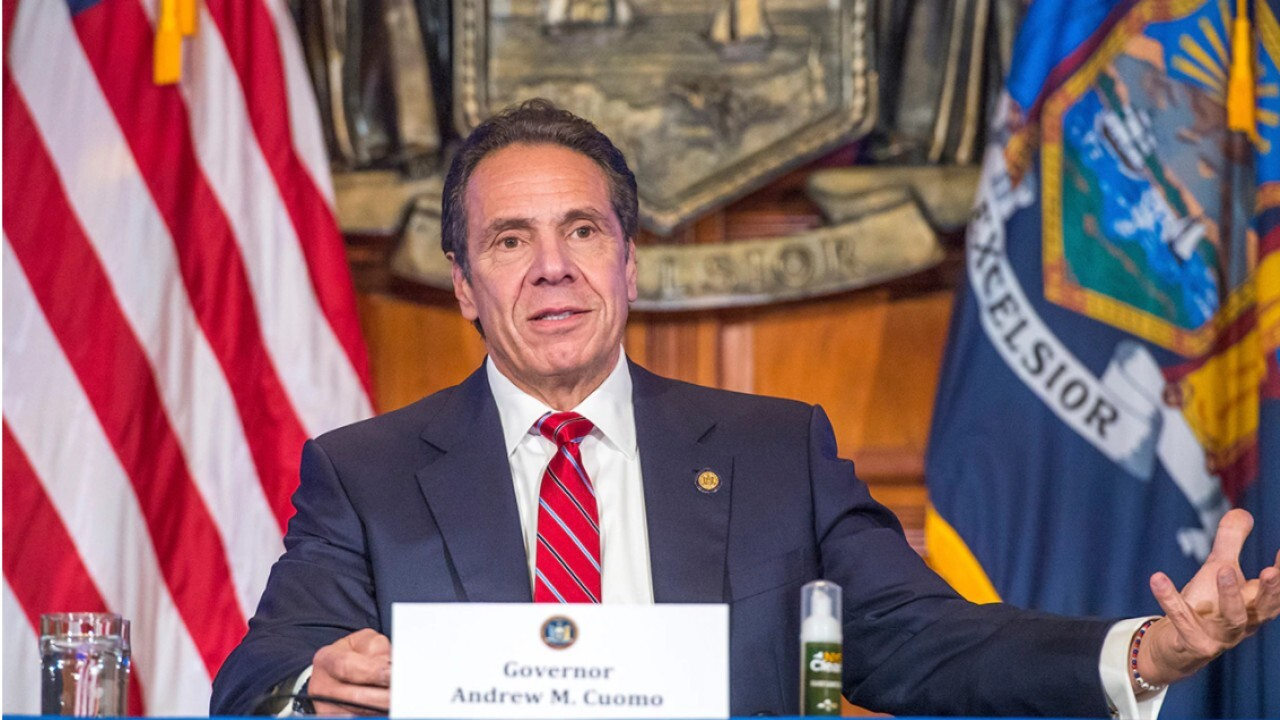 Cuomo deserves as much media scrutiny as Ted Cruz: Joe shell