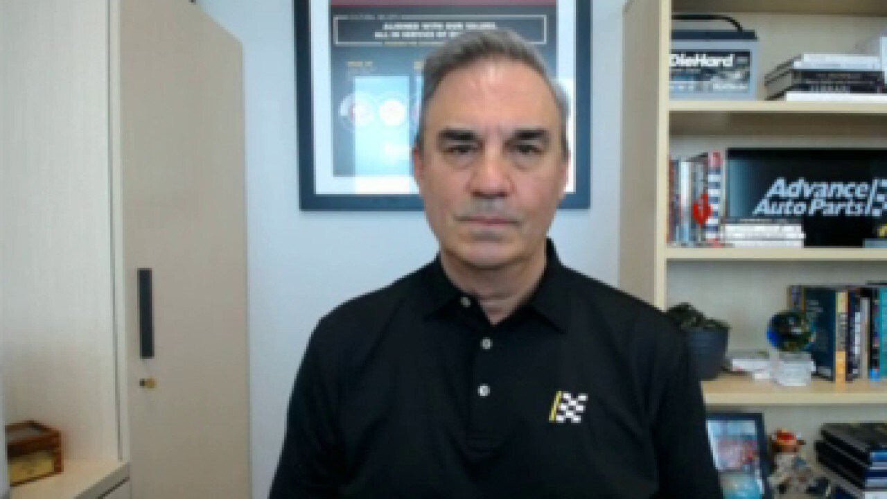 Advance Auto Parts CEO and President Tom Greco weighs in on chip shortage and what it means for the auto industry.