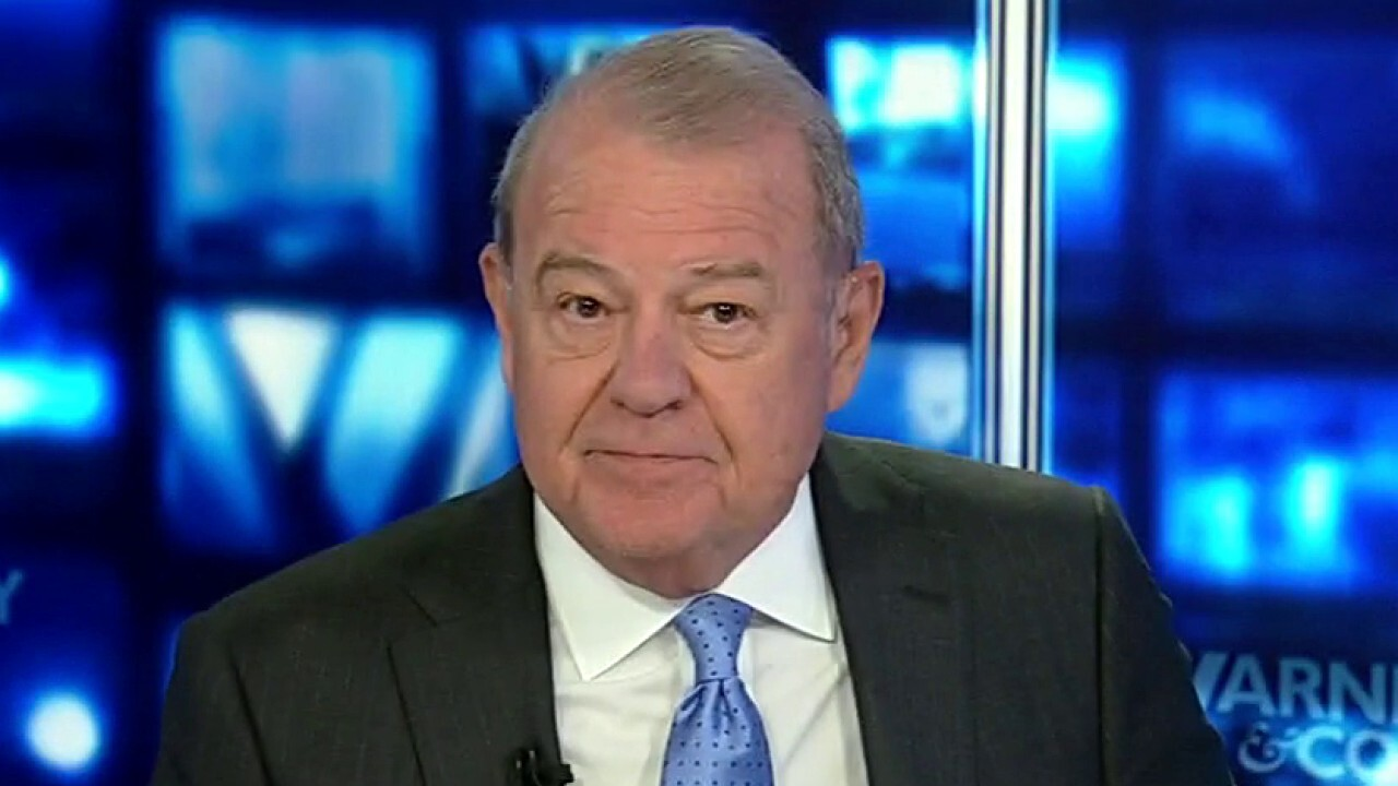 FOX Business' Stuart Varney argues the 'climate crowd wants to spend enormous amounts of money to re-organize our entire society.'
